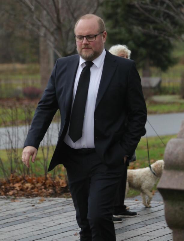 Site: Steinar Sagen. Photo: Morten Eik