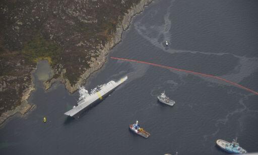 image: Nettavis: Fregatten fikk flere advarsler - svarte at de hadde kontroll