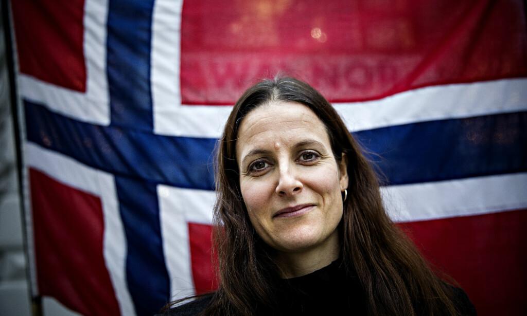 ALENE: Stina Hofgaard Røsjø forteller at hun følte seg alene på det norske alpinlandslaget og at hun savnet fokus på trivsel, miljø og menneskets helhet. Foto: Nina Hansen / Dagbladet