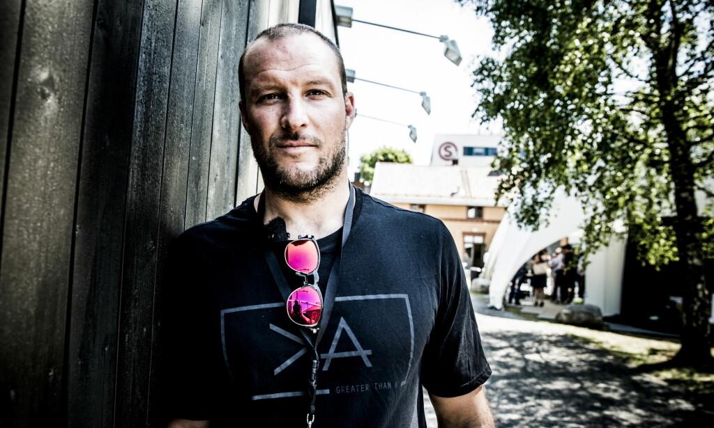 OVERRASKET: Aksel Lund Svindal kaller kjønnsforskjellene i norsk idrett for et mysterium. Foto: Christian Roth Christensen / Dagbladet