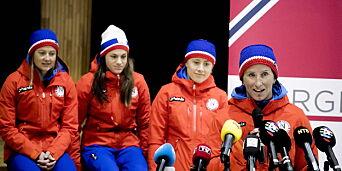 image: Størst ulikheter i verden: Funn om norske idrettsjenter ryster internasjonale stjerner