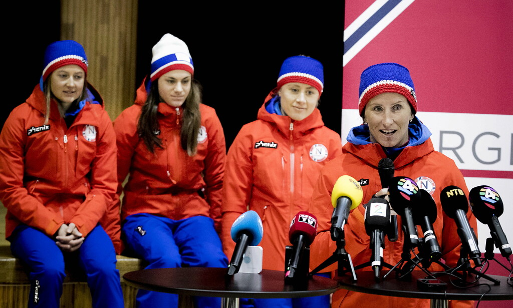 UTFORDRING: Marit Bjørgen har klart det, men Heidi Weng legger ikke skjul på utfordringene som møtes av norske idrettskvinner. Foto: Bjørn Langsem / Dagbladet