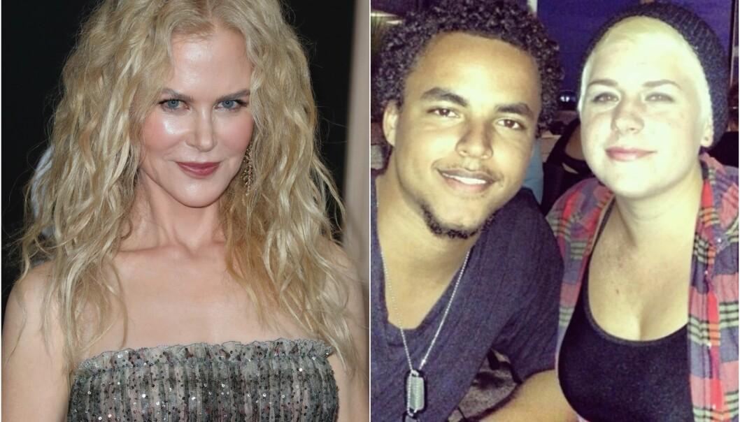 ANSTRENGT FORHOLD: Nicole Kidman mistet den daglige kontakten med sine eldste barn, Connor og Isabella, da hun ble skilt fra Tom Cruise. Foto: NTB Scanpix/Instagram Connor Cruise
