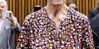 image: Skal ha hatt store mengder kontanter på seg da hun ble pågrepet