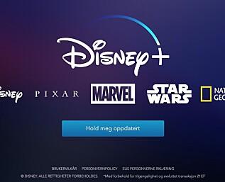 Snart forsvinner Disney-innholdet fra Netflix