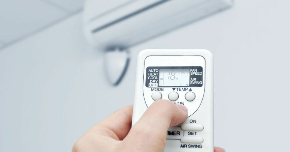 <strong>SPAR STRØM:</strong> En varmepumpe kan i mange tilfeller redusere strømregningen. Foto: Scanpix