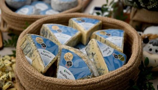 <strong>PRAKTKAR:</strong> Verdens beste ost i 2016, Kraftkar fra Tingvollost, er fremdeles ettertraktet over hele verden. Foto: Matmerk