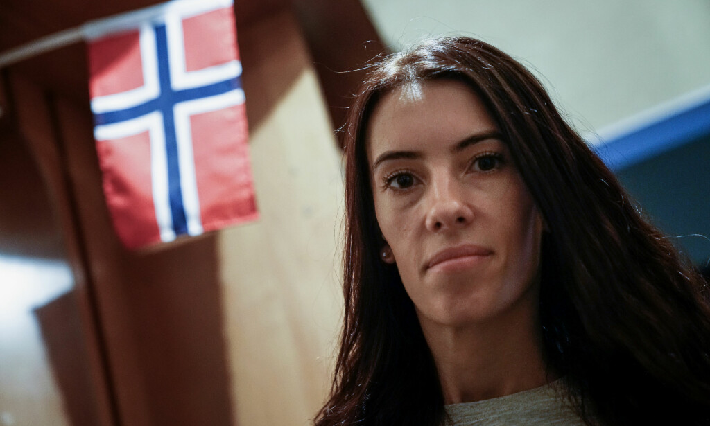 DREAMED OF NORWAY: - We dreamed of moving to Norway, says Irina Kravchenko, pictured here at her apartment in Odessa.