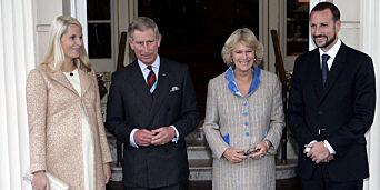 image: Har fått bursdagsinvitasjon av prins Charles