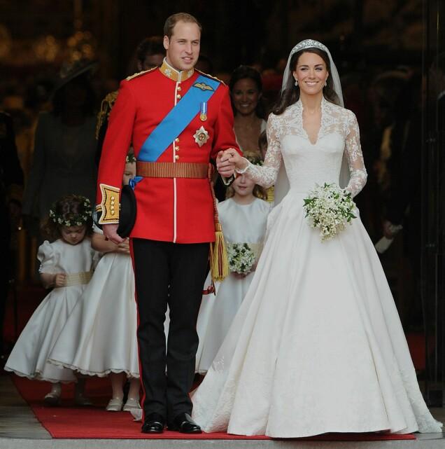 18 MÅNEDER: Prins George kom til verden 22. juli 2013, 815 dager etter bryllupet til prins William og hertuginne Kate. Foto: NTB scanpix