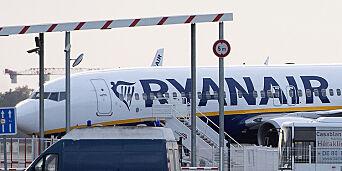 image: Hadde ikke betalt regningene: Ryanair-fly tatt i arrest i Frankrike