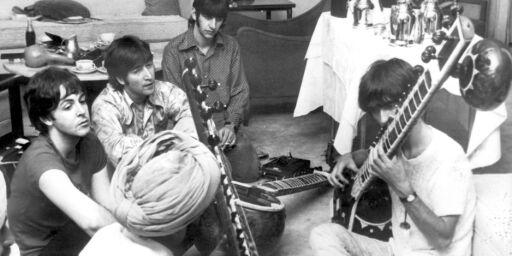 image: 50 år siden the White Album: Plata hvor man kan «høre Beatles' brudd»