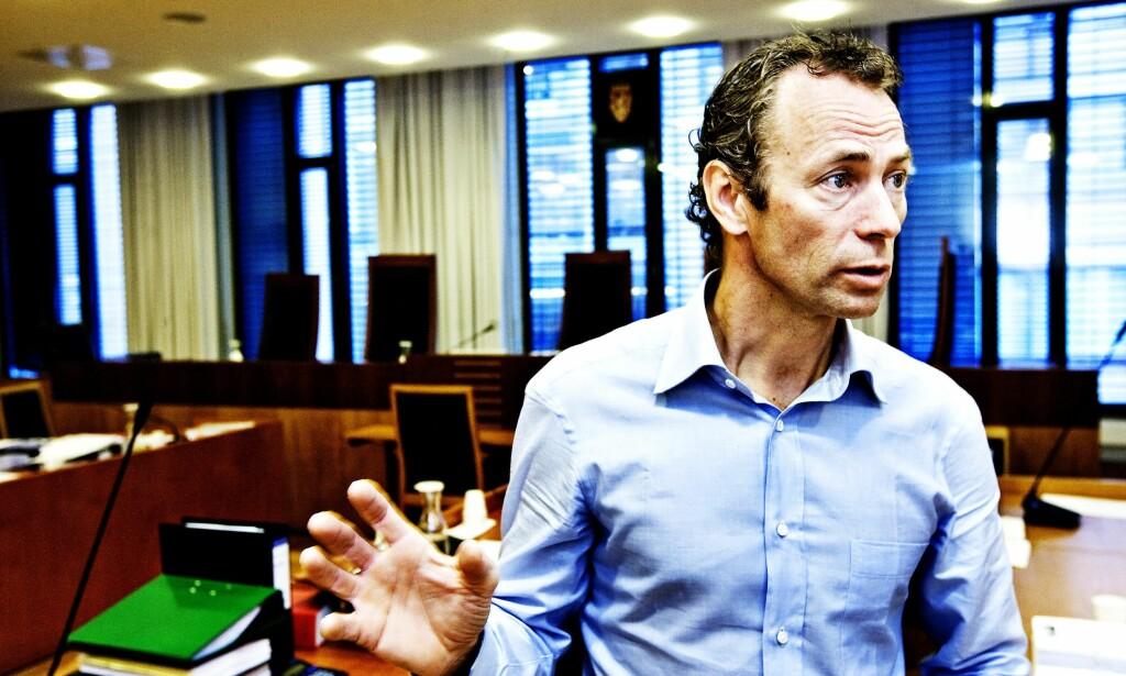 FULL GASS: Utleiekongen Ivar Tollefsen inngår nytt samarbeid med Tollef Svenkerud. Foto: Iván Kverme.