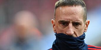 image: Ribéry slo til TV-reporter
