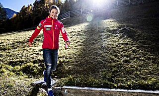 FORSVINNER: Ingvild Flugstad Østberg tror skiathlon er på vei til å dø ut. Foto: Bjøn Langsem / Dagbladet
