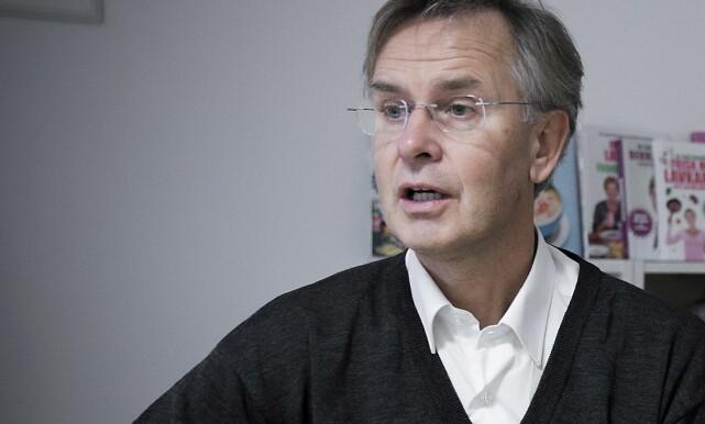 SKREMSELSPROPAGANDA: Doktor Erik Hexeberg slakter forskningen til professor Kjetil Retterstøl og kolleger. Foto: NTB Scanpix