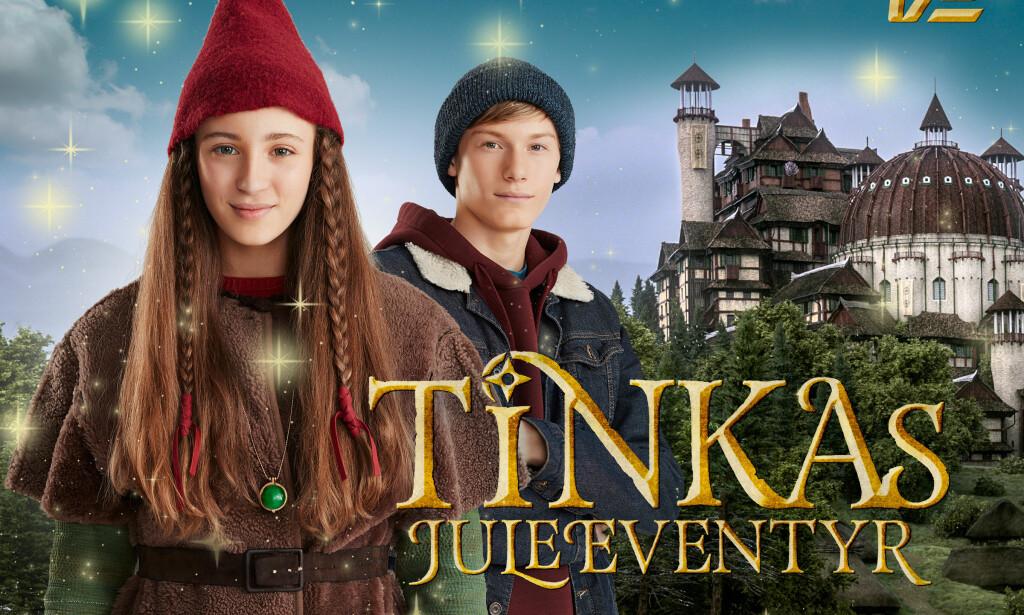 EVENTYR: «Tinkas juleeventyr» gikk for første gang på dansk TV i fjor. Foto: TV 2