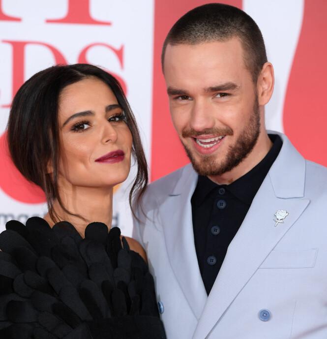 HETT PAR: Cheryl og Liam var på alles lepper da de var et par. Tidligere i år gikk de hver til sitt. Foto: NTB scanpix