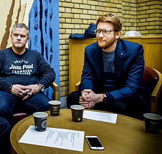 Stor investering: - Vi må bruke alle virkemidler, sier Ap-politiker Martin Henriksen. Foto: John T.Pedersen