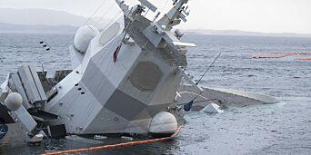 image: Fregatt-ulykken: De ubesvarte spørsmålene