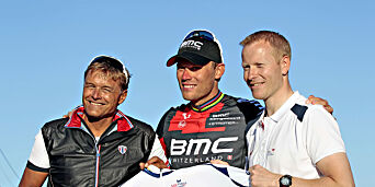 image: - Tøffere enn noen av Tour de France-fjellene