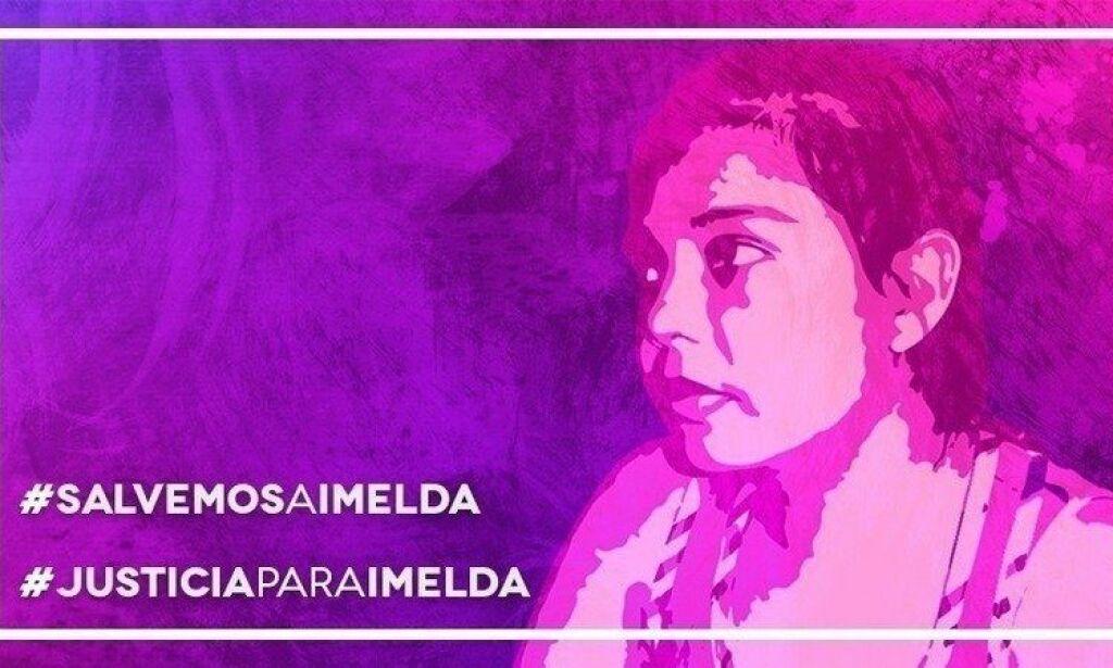image: Imelda ble voldtatt av stefaren. Kastet i fengsel etter å ha født hans barn