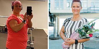 image: Slik gjør du det: Linda (39) gikk ned 30 kilo da hun lærte seg å lese innholdet i maten