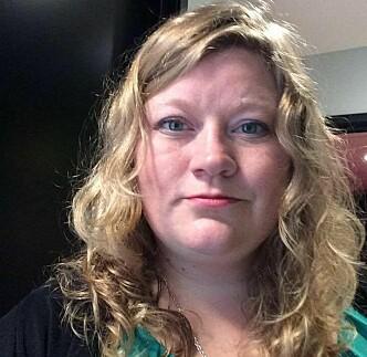 PÅ INSPEKSJON: Førsteinspektør Jane Sundelius i Mattilsynet.