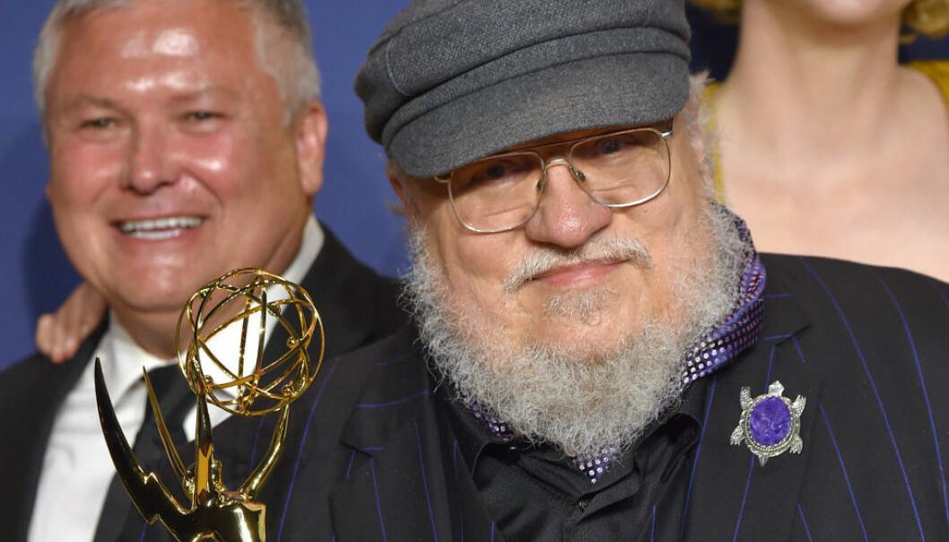 «Game of Thrones»-forfatteren droppet innspillingsbesøk for å skrive