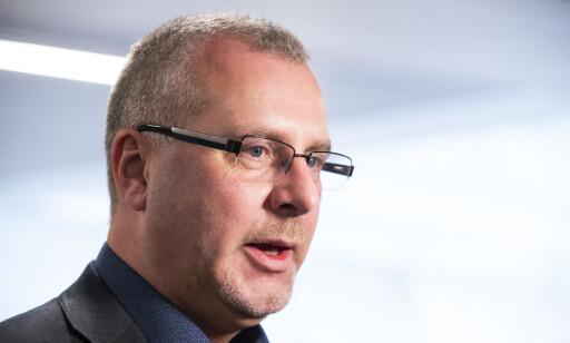 FØLGER OPP: Det bør ikke overraske at vi følger opp egne kongressvedtak, sier LO-nestleder Roger Haga Heimli. Foto: Håkon Mosvold Larsen / NTB scanpix