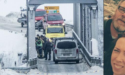 image: Kjørte milevis med konas lik, gravde ned pistolen, kastet klær, kuler og blodig snø