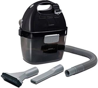 <strong>Støvsuger:</strong> Oppladbar støvsuger som suger både vått og tørt. Foto: produsenten