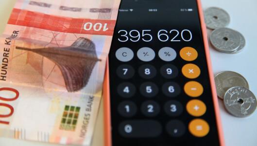 Bommer med 60.000: - Alle bør bruke NAVs pensjons-kalkulator