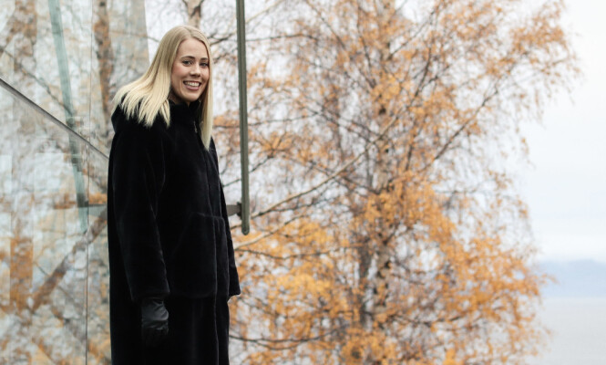 <strong>FIKK KOMME TIL EN SPESIALIST:</strong> Tilfeldigheter førte til at Elisabeth møtte en av Norges fremste spesialister på endometriose, og takket være han, fikk hun hjelpen hun sårt hadde behov for. FOTO: Ida Bergersen