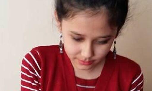 image: - Vi håper at Farida får komme til Norge til 13-årsbursdagen