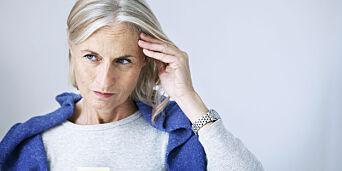 image: Ny studie: Demens kan forkorte levetiden med 10 år