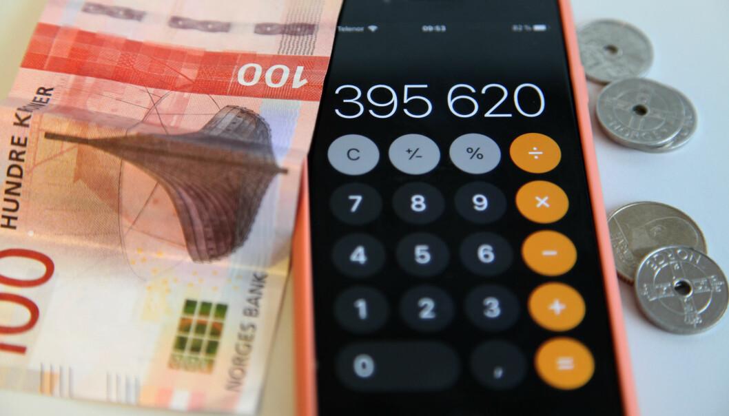<strong>REGN UT PENSJONEN:</strong> For å få oversikt over pensjonen din kan du bruke en kalkulator på nett, men beløpene varierer. Foto: Lisa Wisløff