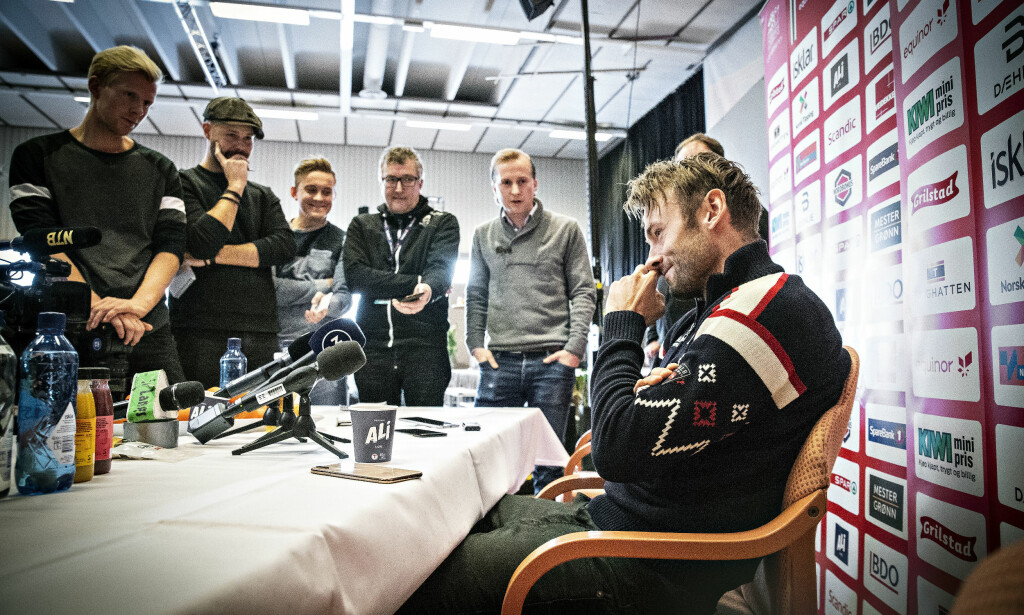 BAD OUTSTANDING: If Petter Northug manages to enter the FIS condition - usually doing well, he will in any case be in an unfavorable situation with bad seeds on the day they try again at the World Cup. Photo: Bjørn Langsem / Dagbladet