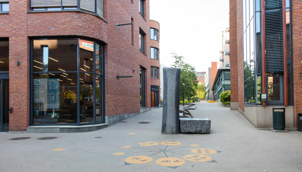 <strong>VARSLER:</strong> Medarbeiderundersøkelse viser at flere av de ansatte er utsatt for seksuell trakassering på universitetet Oslo Met. Foto: Audun Braastad / NTB scanpix