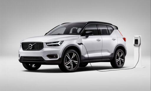 image: Snart kan du reservere Volvos første elbil