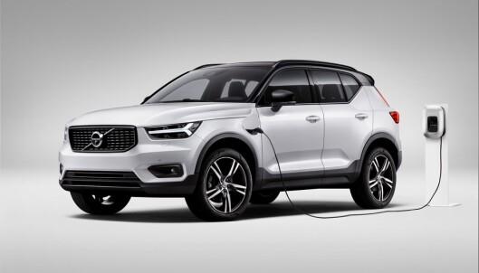 Snart kan du reservere Volvos første elbil - til en pris som overrasker