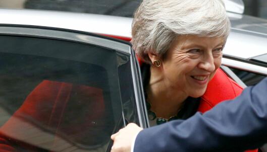 Nå vil de kaste Theresa May
