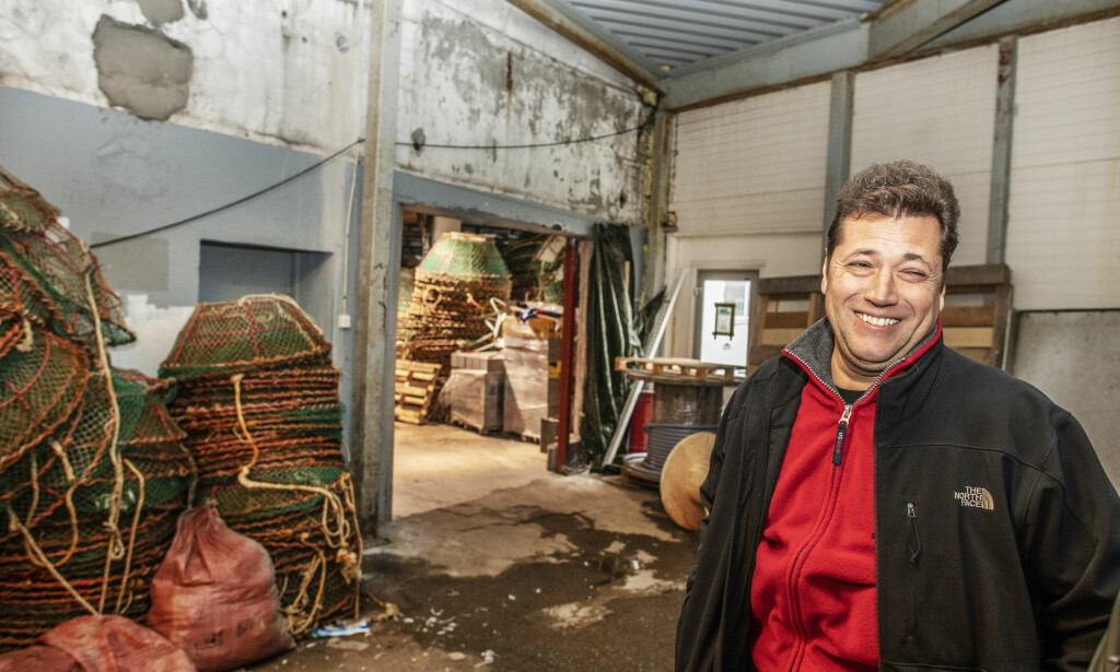 READY FOR NEW VOYAGE: Seagoumet Norway has 57 million in debt and 21 million in negative equity. And almost nothing happens at the factory now. It is the buyers of snow crabs in the US and Japan that finance this, says main owner Kirill Levanidov.
