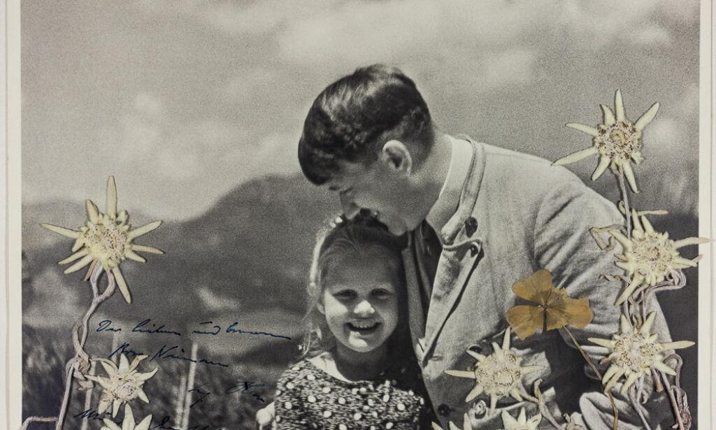 image: Én ting vakte oppsikt ved Hitlers unge venn. Hun var jødisk