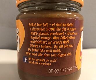 HVA SKAL DU HA PÅ? Produksjon av HaPå skulle egentlig legges ned, men ble reddet av en aksjon på sosiale medier. FOTO: Hege Løvstad Toverud