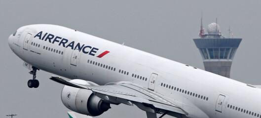 282 lettkledde passasjerer skulle til Shanghai - fikk tre døgn i 12 kuldegrader i Sibir