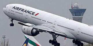 image: 282 lettkledde passasjerer skulle til Shanghai - fikk tre døgn i 12 kuldegrader i Sibir