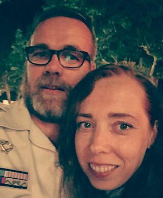TILTALT FOR DRAP PÅ SIN KONE: Svein Jemtland står tiltalt for forsettlig drap på sin egen kone. Foto: Privat