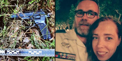 image: Pistol-forklaringene som setter press på Svein Jemtland: «Det vi kaller et leiemordervåpen»
