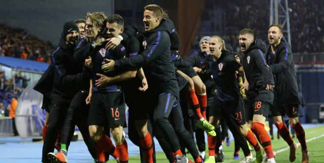Tok av etter ellevill avslutning da Kroatia slo Spania